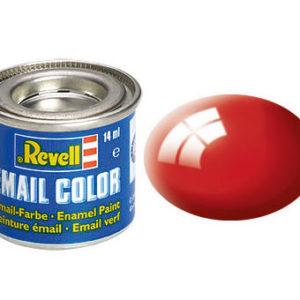 Revell: Verf Vuurrood Glans 14ml - 32131