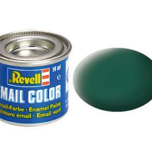 Revell: Verf Zeegroen Mat 14ml - 32148