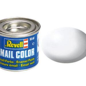 Revell: Verf Wit Zijdemat 14ml - 32301