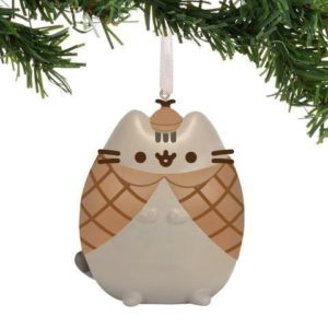 Pusheen Detective Ornament