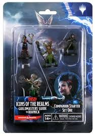 D&D Icons Of The Realms: Set 10 Companion Starter One - EN