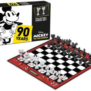 Disney Chess Collector's Set Mickey the True Original