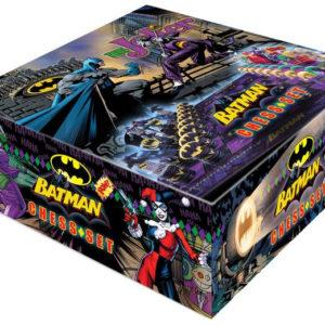 Batman Chess Set (Dark Knight vs Joker)