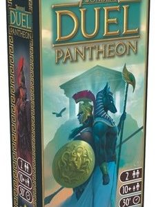 7 Wonders Duel Pantheon Exp. NL