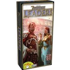 7 Wonders Leaders Exp.