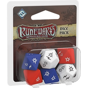 FFG Runewars Dice Pack