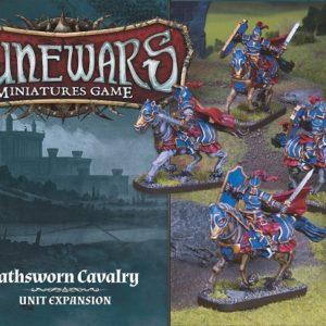 FFG Runewars Oathsworn Cavalry Unit