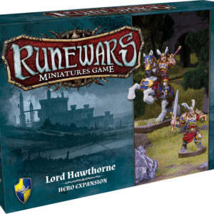 FFG Runewars Lord Hawthorne Hero Expansion