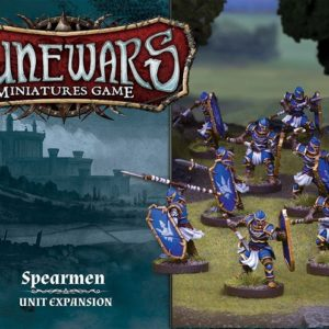 FFG Runewars Spearmen Unit Expansion