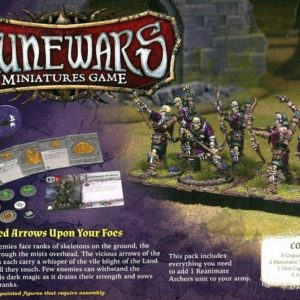 FFG Runewars Reanimate Archers Unit