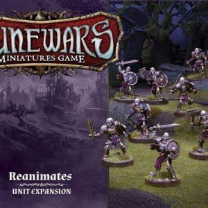 FFG Runewars Reanimates Expansion