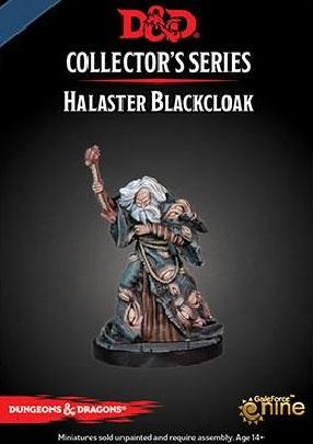 D&D 5.0 Dungeon of the Mad Mage Halaster Blackcloak - EN