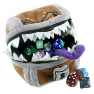 UP: Dice Bag D&D Mimic