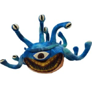 UP: Dice Bag D&D The Xanathar Beholder