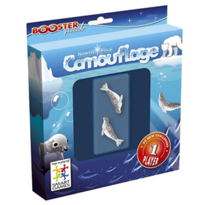 SmartGames: Camouflage North Pole Booster Pack