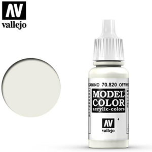 Vallejo Verf Offwhite 17ml - 70.820