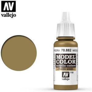 Vallejo Verf Middlestone 17ml - 70.882