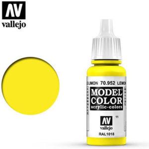 Vallejo Verf Lemon Yellow 17ml - 70.952