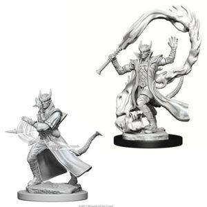 WizKids D&D Nolzur's Tiefling Male Sorcerer