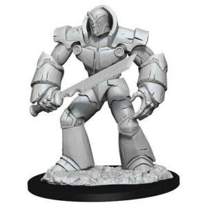 WizKids D&D Nolzur's Iron Golem