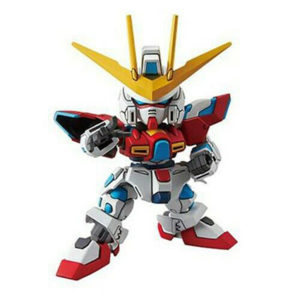 Bandai: Gundam: SD EX-Standard 011 Try Burning