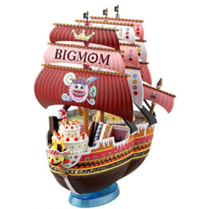 Bandai: One Piece Grand Ship Collection Queen Mama Chanter