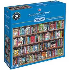 Authorful Puns - Jelly Airmchair ltd (1000)