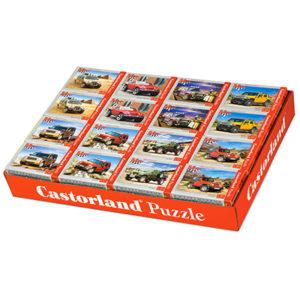 Castorland: Cars Puzzle (54)