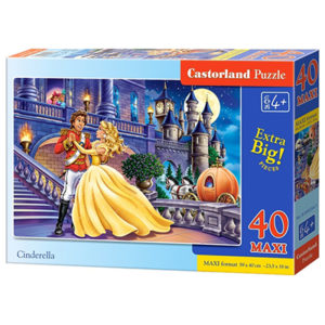 Castorland: Cinderella (40)