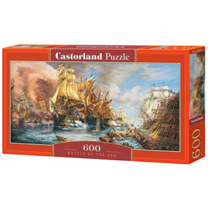 Castorland: Battle at the Sea (600)