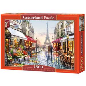 Castorland: Flower Shop (1500)