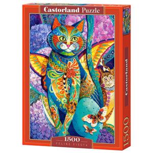 Castorland: Feline Fiesta (1500)