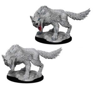 WizKids Nolzur's Winter Wolf