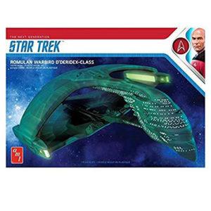 AMT: Star Trek Romulan Warbird 2T 1:3200