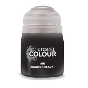 Citadel Air Abaddon Black 24ml 24ml (28-15)