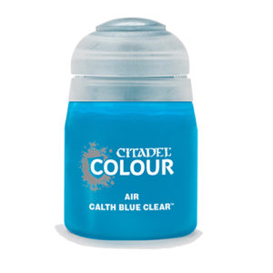 Citadel Air Calth Blue Clear 24ml (28-56)