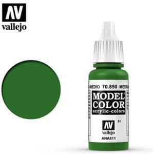 Vallejo Verf Medium Olive 17ml - 70.850
