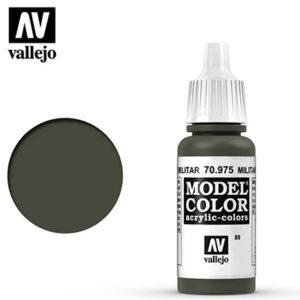 Vallejo Verf Military Green 17ml - 70.975