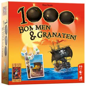 1000 Bommen & Granaten!