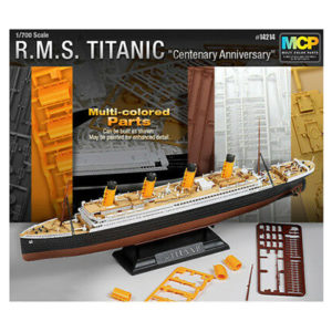 Academy: R.M.S. TITANIC Centenary Annivers 1:700