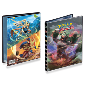 UP: Portfolio 4-Pocket POK Sword & Shield Rebel Clash