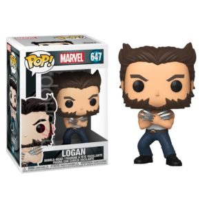 Funko POP! Marvel: X-Men 20th Ann. Wolverine in Tank top - 647
