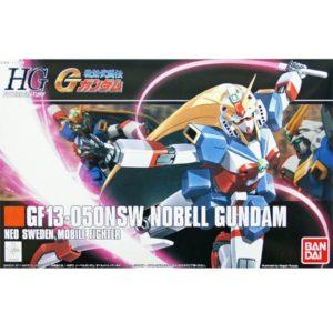 Bandai: Gundam: GF13-050NSW Nobell HGFC 1/144