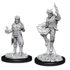 WizKids Nolzur's Tiefling Male Sorcerer