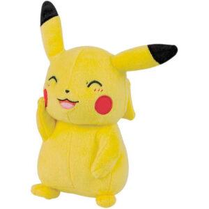 Pokemon Plush Figure Pikachu (smiling) 20cm