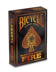 Bicycle Pokerkaarten Fire