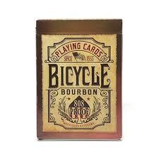 Bicycle Pokerkaarten Bourbon