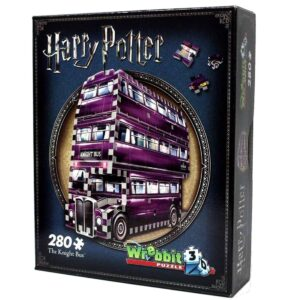 Harry Potter: 3D Puzzle The Knight Bus (280)