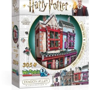 Wrebbit 3D Harry Potter Quality Quidditch Supplies (305)