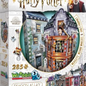 Wrebbit 3D Harry Potter Weasleys Wizard Wheezes & Daily Prophet (285)